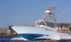 A 14 month, total refit at L&H Boats Inc. was completed in 2013-2014. This is a highly customized 35? Predator Express Sportfisher originally built by Predator Yachts in 2002. It is constructed from S-Glass/Kevlar and carbon fiber. This is the last of the