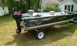 2002 16FT Rebel Adventure 9.9 mercury less than 20hrs. on motor Tiller, Locking Rod Storage Compartment, Trailer Jack, Depth Finder 2002 Yacht-Club *Trailer* 1200lb G.V.W.R. Model All New Carpet, Seats ,anchor,life-Jackets,live well ,like new boat all new