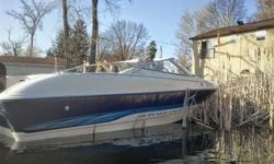 If your looking for a boat to get out on the lakes this is a great option. Please call, email, text any time. Please leave a voicemail if you call.For sale is a well taken car of and perfectly running 17ft Bayliner Capri 1700LS open bow lake boat. It is