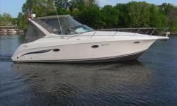 POWERED BY 350 MAG BRAVO I THIS 1999 SILVERTON IS LAKE READY!! FEATURES INCLUDE: INDASH RADAR, GPS, PORCELIN HEAD, ELECTRONIC FLUSH, A/C HEAT, REFRIGERATOR, MICROWAVE, 2 BURNER STOVE, SLEEPS 6, WINDLASS, ARCH, FULL INCLOSURE, TRIM TABS, DEPTH FINDER, 485