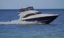 2006 Sea Ray 58 SEDAN BRIDGE Relentless II is brand new to the market. Her extensive list of custom options and outstanding condition place her above all others. She was built new by her knowledgeable owner and has always been professionally maintained by