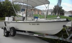 1992 Key West with Excellent runnig 65hp Suzuki Boat is turn key and ready for the water. Has new CMC trim tilt pump, New impeller and all seals replaced in lower unit with new oil. All 3 carbs rebuilt last month. Boat is professional maintained with
