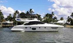 2009 Azimut 47 FLYBRIDGE OVERVIEW: If you are ready for an adventure in style and luxury look no further. No expenses spared on this captain maintained highly appointed vessel. The owners built her to their tastes and the Florida lifestyle. Kristens Bouys