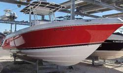 2008 Donzi 29 ZF RED HOT 2008 DONZI 29 ZF OPEN with only 275 hours on twin 250 XL Verados. Loaded with options and ready to fish, cruise or entertain. The upgraded JL Audio System with 14 speakers sounds amazing!! The 29ZF offers the same speed, handling,