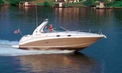2008 Sea Ray 280 SUNDANCER For more information please call: (888) 816-6651 or call us toll-free at: (888) 510-8204 and reference stock number: 106422 BoatingBay.com 110205