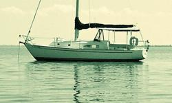 28 ft Hardtop SailboatIrwin 28' Sailboat $8,900 Length 29'Beam 9'Draft 3'I am the second owner of this boat and have owned her for 22 years.Forced to sell because I am moving off the water.She is in excellent condition, inside and out, and kept on a boat
