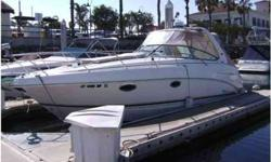 2003 Chaparral 290 Signature This is a great condition low hour boat. Has almost every option from the factory nfuruno radar, raymaine plotter/gps, Sony stereo, windlass, gas detection, fire suppression system, fume and gas detection. The cabin has