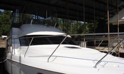 REDUCED!!!Powered by Twin 454's this Silverton 351 Sedan Cruiser has 187 Hours and is lake ready!! This is a true live-aboard boat.For more information call Jerry at 918-691-8823