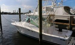 THIS LUHRS 32 OPEN FEATURES TWIN YANMAR 315HP 6LPA-STP MARINE DIESELS AND SHOWS LITTLE TO NO SIGNS OF SUN EXPOSURE OR HARD USE. THIS LATE MODEL 2003 LUHRS 320 OPEN IS CONVENIENTLY LOCATED IN FORT LAUDERDALE AND HAS BEEN MAINTAINED TO THE HIGHEST