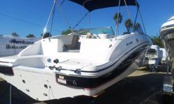 2014 HURRICANESD2690Yamaha F300XCA Transom Remote, Livewell, Underwater Lights, Electric Flush Head, Tilt Steering, Refrigerator, Bamboo Snap In Carpet, Duotone Upholstry, Playpen Cover, Coaming Seat Assy, BT3100 Stereo with 4-Speakers COME SEE IT IN