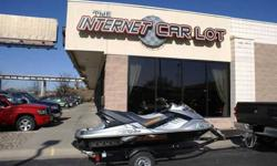 This Jet Ski is a BLAST! You are looking at a 2009 Seadoo RXT-X Supercharged three passenger jet ski with trailer! It is basically brand new with only twelve hours on it! If you are looking for a Jet Ski that provides comfort, speed, and is easy to ride,