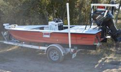 1995 HEWES REDFISHER. Please call 863-381-4228.