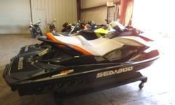 Orange and Black. Ready for summer fun on the lake...call Blake @ 817-899-5219