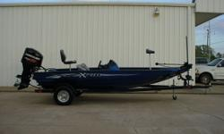 SOLD 02/08/2017 Specifications Category: ALUMINUM BOATS Year: 2014 Make: XPRESS Model: H-18 Length: 18.0' Engine: MERCURY 150 PRO XS' Price: $23,995.00 Stock Number: C038 Location: Tulsa, OK Phone: 918-438-1881 Boat Details USED 2014 XPRESS H-18 BASS