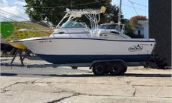 General Description Felix Nall founded Baha Cruisers in 1977 after buying the construction rights to produce a sport fishing boat. Combining fiberglass and aluminum materials, Baha Cruisers are represented by an assortment of fishing crafts. Actual