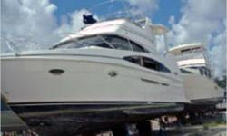General Description The Carver 36 Motor Yacht has more living space than any 36-foot, aft-cabin yacht in her class. Her raised side-decks provide comfort, and the vast interior is not to be denied. Built on a beamy modified-V hull and a solid fiberglass