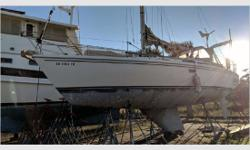 General Condition The Catalina 36 is one of the most popular sailboats in her size range on the market, and with good reason. It combines a spacious and comfortable accommodation plan with good sailing performance and easy handling. With the 1990 model
