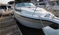 GeneralDescription Manufacturer Provided Description: The Chaparral Signature 27 is the choice of young upscale families and veteran boaters alike. She features a soft ride in swells, fuel efficient performance, ease of operation, common sense layout,