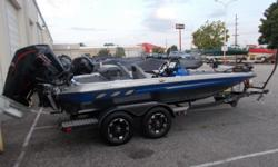 Brand new Charger 198 Elite. Rigged with Mercury 225 V6 4 stroke with DTS. Comes with all the Elite features including heated seats and night camera with Lowrance 7 carbon, etc... Also has a Minn Kota Ultrexx trolling motor and custom travel cover. A must