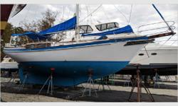 General Condition The Downeast 38 Cutter is a solid Bluewater Cruiser capable of handling long voyages in style and comfort. The roomy interior is family-friendly with lots of room for extended cruising. Actual Condition This solid-looking Downeast 38