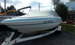 1994 Glastron SSV 175 maximum capacity of 8 people or 1150 lbs Hin: GLAM6306K394 Beam: 7 ft. 4 in.