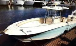 2007 Hydra-Sports 29 2900 CC 2007 Hydra-Sports 29 2900 CC This US Custom Registered Hydra Sports Vector Series 2900 CC has been stored indoors and is powered by twin 250 HP Evinrude E Tech outboards recently fully serviced with several upgrades. Port