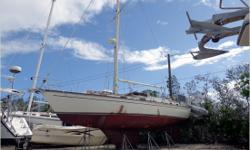General Description Built by the Mariner Yacht Company, in East Rochester, NH, the Mariner 39 is a strong well-built boat with nice accommodations and a private aft cabin. Actual Condition This Mariner appears to have been well-maintained. It is reported