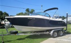 THIS IS A GORGEOUS 2013 NAUTICSTAR 2000 DUAL CONSOLE POWERED BY A NICE YAMAHA F150 FOURSTROKE WITH 240 HOURS AND WARRANTY THRU 10/17/2018. SHE INCLUDES THE FOLLOWING OPTIONS: * YAMAHA F150 * STAINLESS STEEL PROP * HYDRAULIC STEERING WITH TILT WHEEL * SWIM