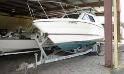 HANDYMAN SPECIAL! This is the perfect project boat with some tweaking here and there this could be a great boat for you and your family! Please call or come by for more details and remember to have the stock number ready! All boat prices exclude freight,