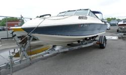 HANDYMAN SPECIAL SOLD AS IS! This pre-owned 1988 Stingray 192CC just needs some TLC and it will be ready to find new water adventures! Please call or come see us today and have the stock number ready! Stock Number-G1861A All boat prices exclude freight,