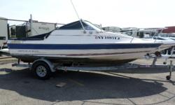 Pre-Owned 1993 Bayliner 192 Capri #G1767B UNIT TYPE:Cuddy STOCK #:G1767B $1,850 DESCRIPTION: Handyman Special boat is being sold as is. Come see this boat today still in great condition and ready to ride the waves!! Check out all the awesome features!!