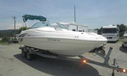 Cruise the water in this pre-owned 1998 Sea Ray M-210 Sundeck! This Sea Ray is eager to get on the water and have some fun in the sun! Please call or come by for more details and have the stock number ready! Stock Number-G1942A All boat prices exclude