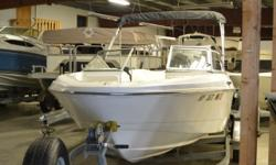 This Caravelle is in great shape and loaded with great features to ensure you and yours always have a great time on the water! Stock Number-P7499B We offer financing options and we accept trade-ins! All boat and RV prices exclude freight, prep, options,