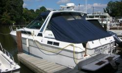 Amazing buy for only $12,900 Bay-Lore is an exceptional 30 foot Searay Weekender with all the cruising comforts you will need. This 1989 boat looks newer and runs great. The engine room with two FWC Mercruisers is unbelievably clean. Check these