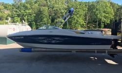 Trailer not included Draft: 8 ft. 11 in. Beam: 7 ft. 6 in. Fuel tank capacity: 30 Max load: 1100 Hull color: Gel Coat, Pearl Stereo;
