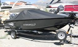 Reboats is now the place to go for the best deal on Aluminum Fishing boats. We are proud to offer Starweld by Starcraft. They are all welded with a lifetime warranty and are a .100 gauge one-piece hull. - Yamaha 70hp Four Stroke - Power Pack (Bow Mount