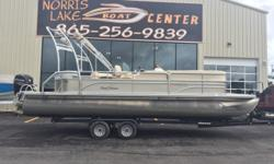 SunChaser rides on the unbeatable strength of hat-channel construction with more cross channels than other pontoons in its class. In fact, when you take a closer look at the details, you'll find that the true value of a SunChaser is in the quality of its
