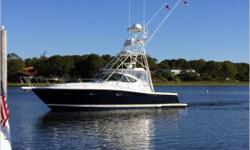 "General Description With over 6' 7"" of headroom, 3 opening foredeck hatches and 6 hull side port lights (with screens), the Tiara 3800 Open interior is large and well-lit. Step up to the hem area where you will find seating for 6 and an expansive view to"